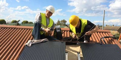 Renewable Energy Installers