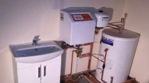 Energie Solar, Water Heating Installation
