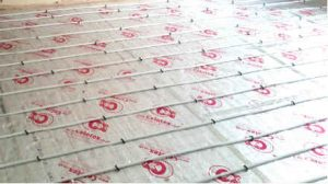 Underfloor Heating Installations